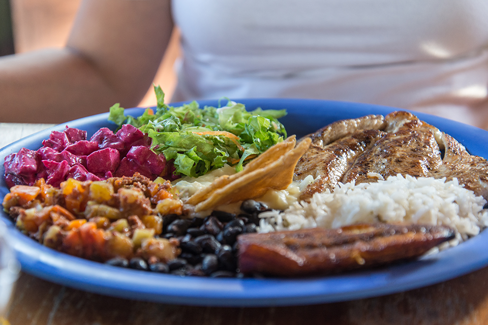 The Best of Costa Rican And Nicaraguan Cuisine