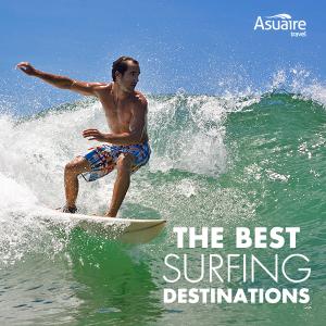 THE BEST SURFIING