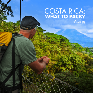 what to pack to Costa Rica