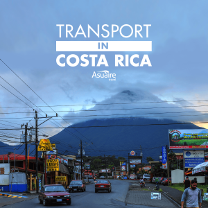 Transport in Costa Rica