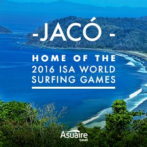 Costa Rica 2016 ISA World Surfing Games