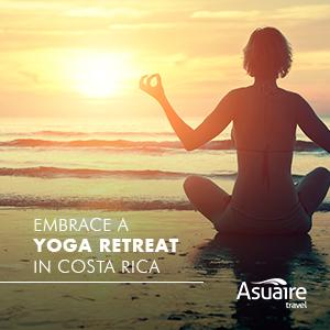 Yoga retreat in Costa Rica: Embrace it!
