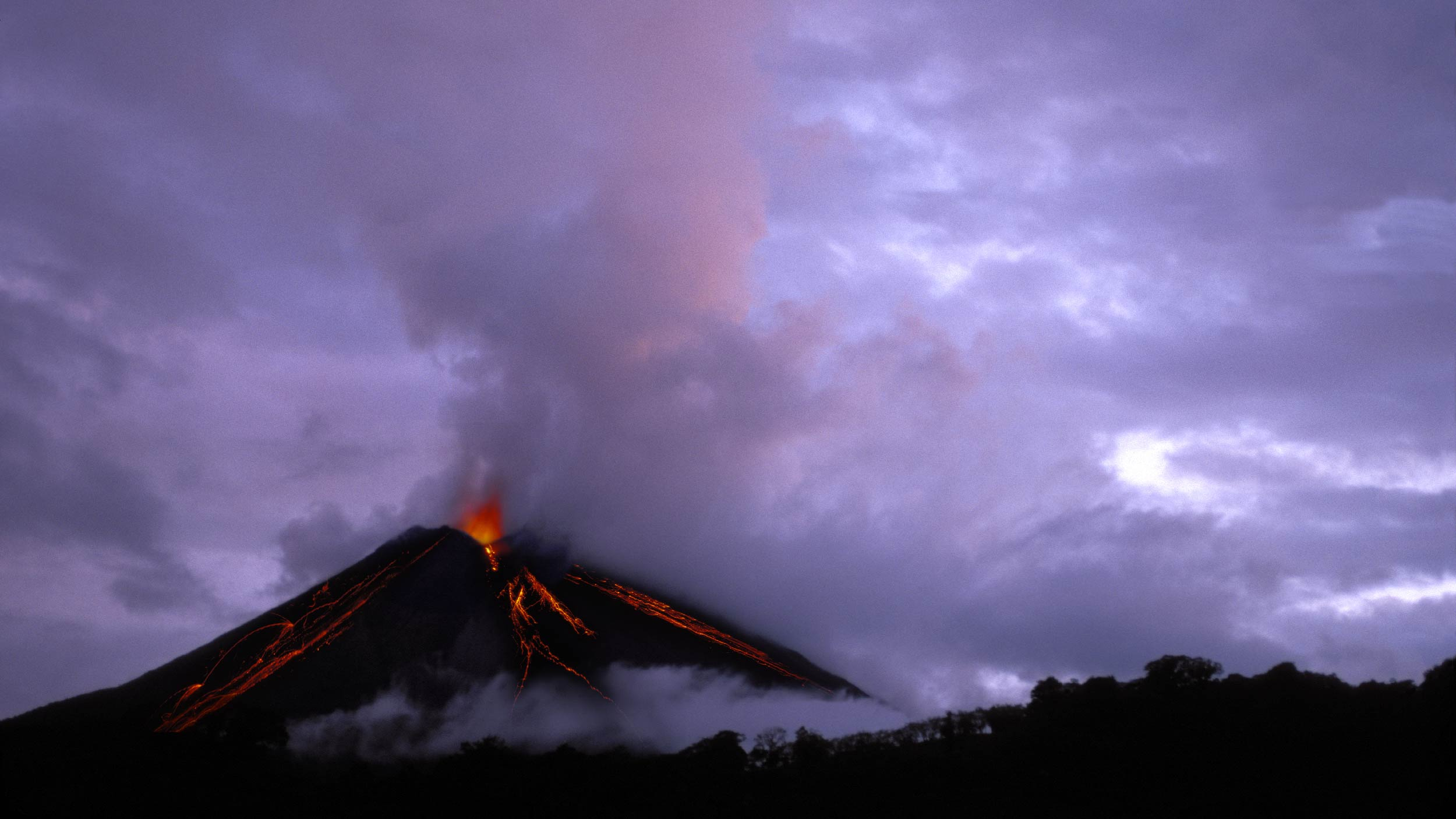 trip to Arenal Volcano
