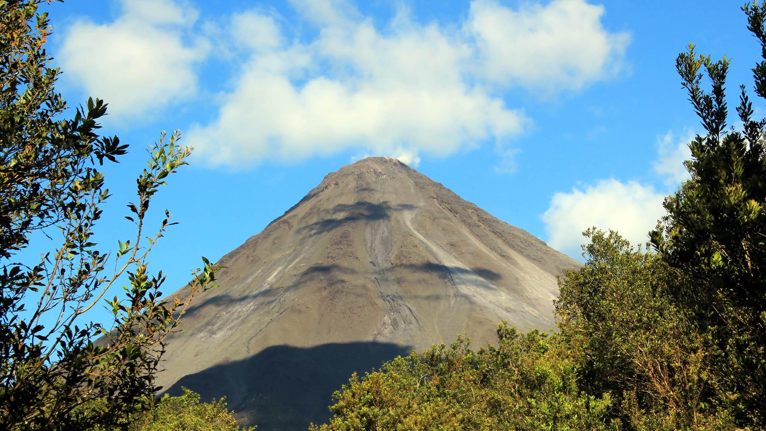 viaje al Volcán Arenal