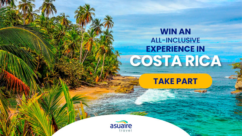 Win an all-inclusive experience in Costa Rica