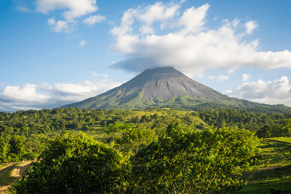 volcan-arenal