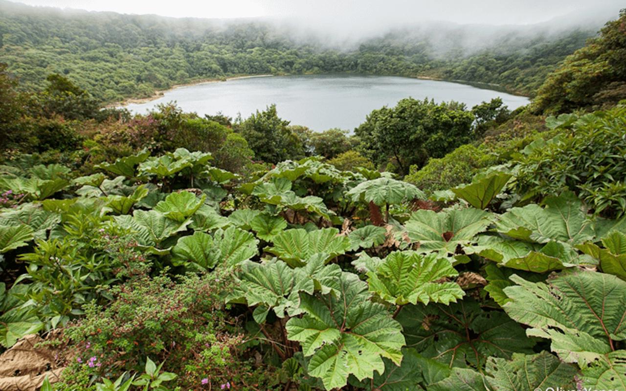 FOTOS SITE COSTA RICA  0007s 0001 lago botos parque nacional volcan poas costa rica