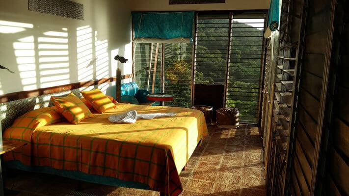 Celeste Mountain Lodge 1