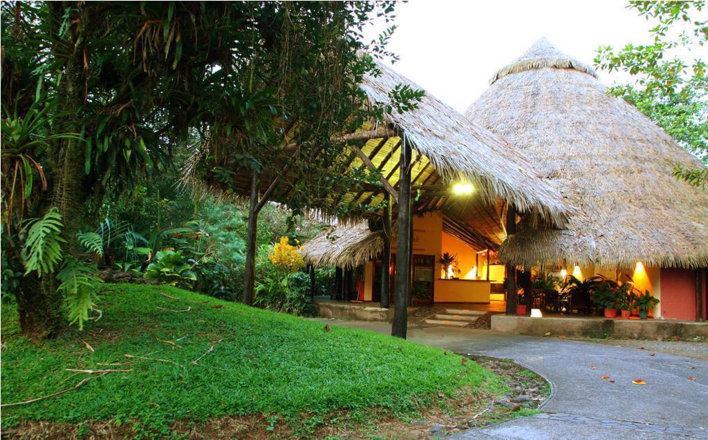 sarapiquis rainforest lodge; costa rica rainforest