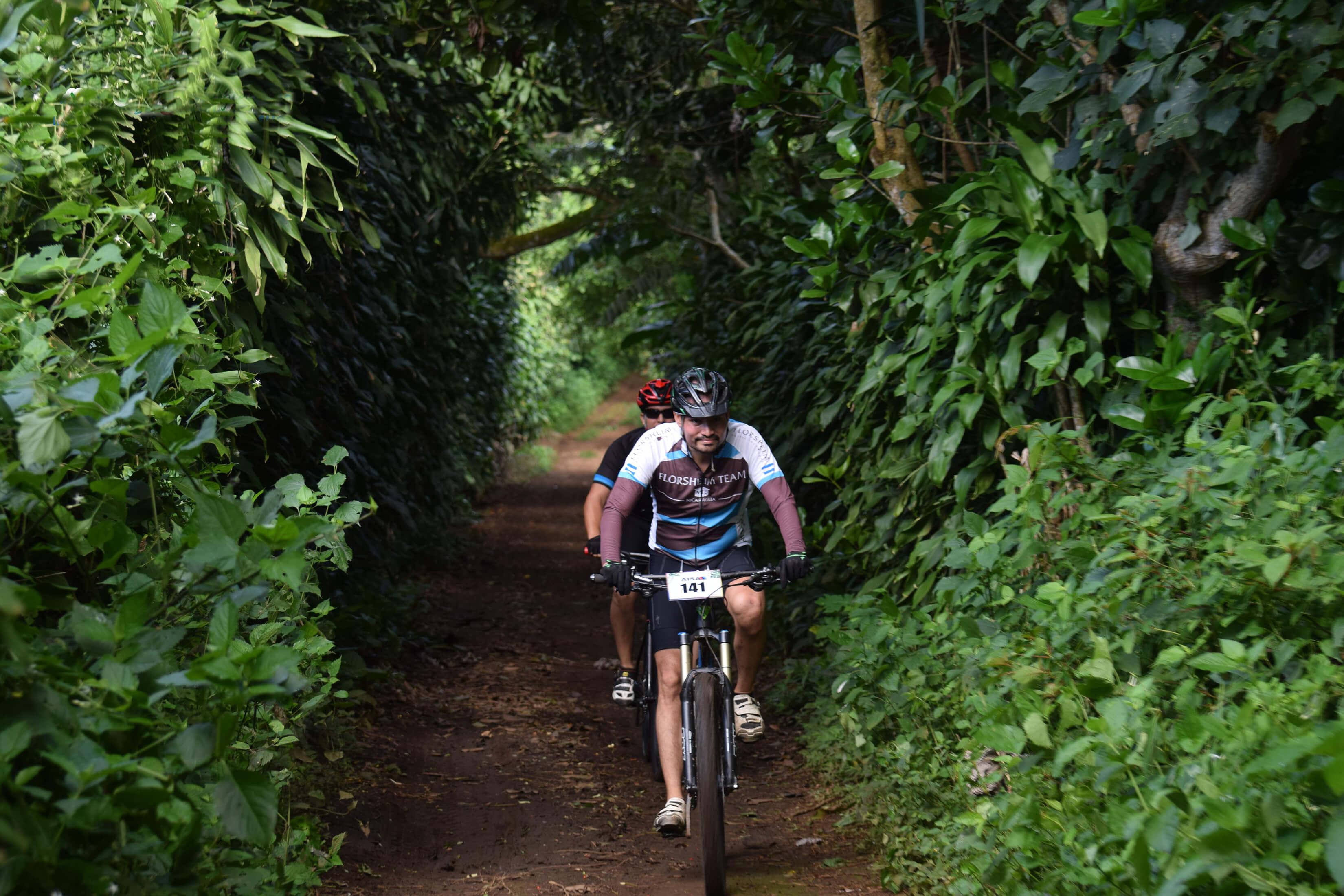 Ciclismo de Montaña Matagalpa Arenal