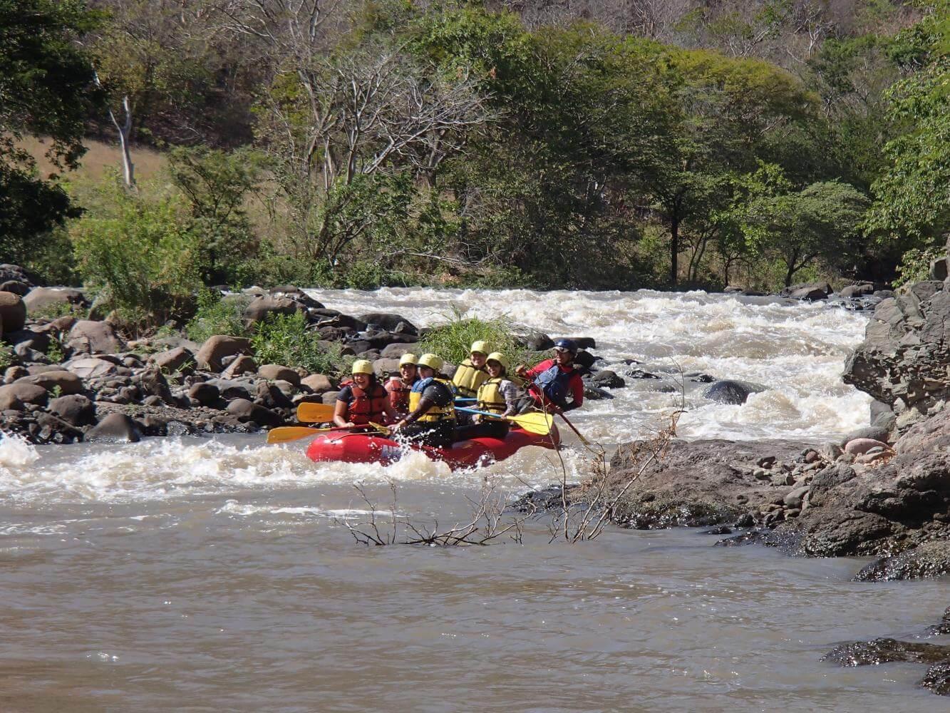 Rafting-tuma-la-Dalia