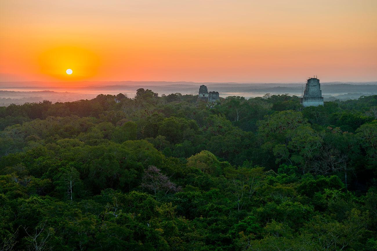 Vacaciones de Fin de Año en Guatemala con Tikal