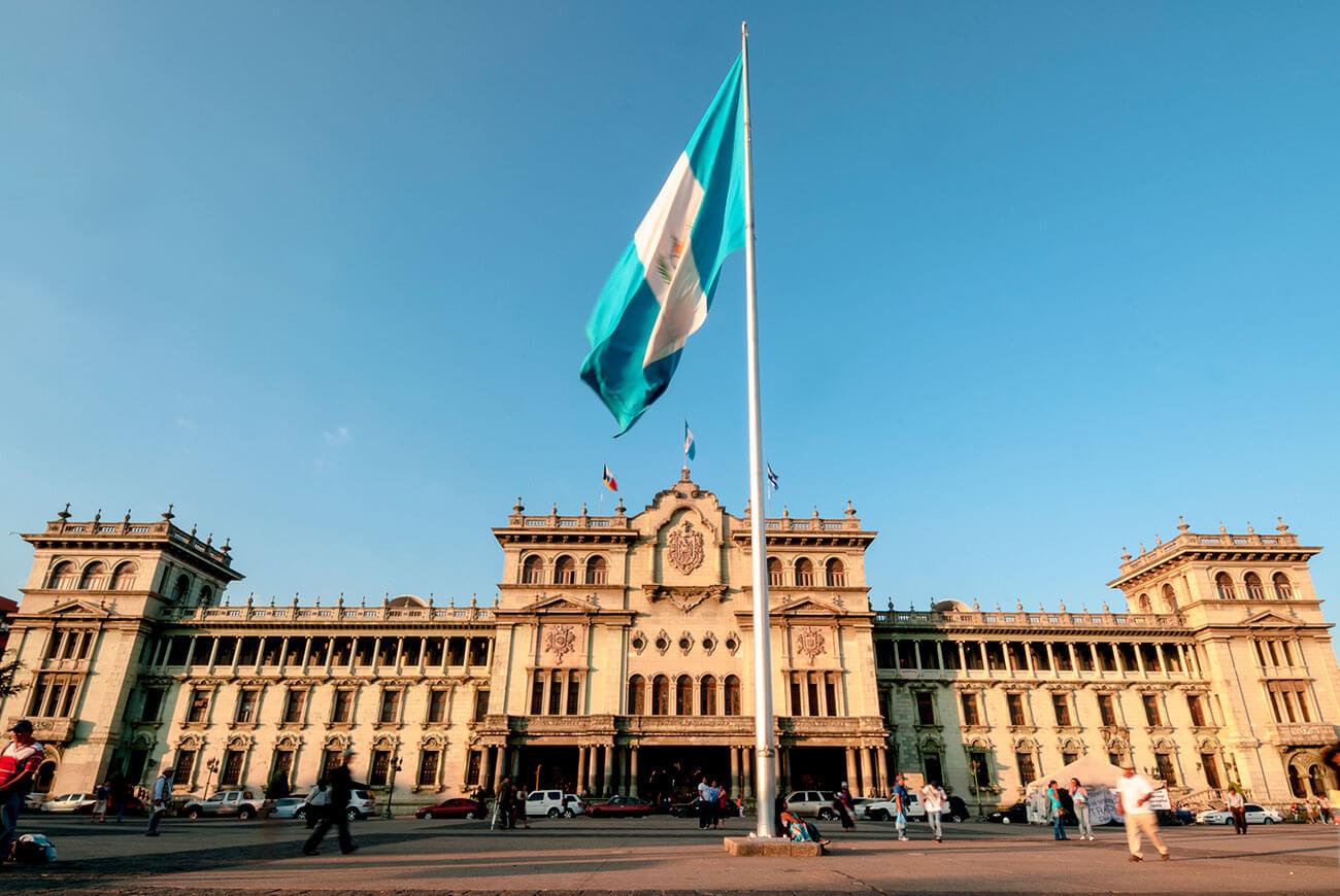 Paquete de Viaje por 11 Días a Guatemala