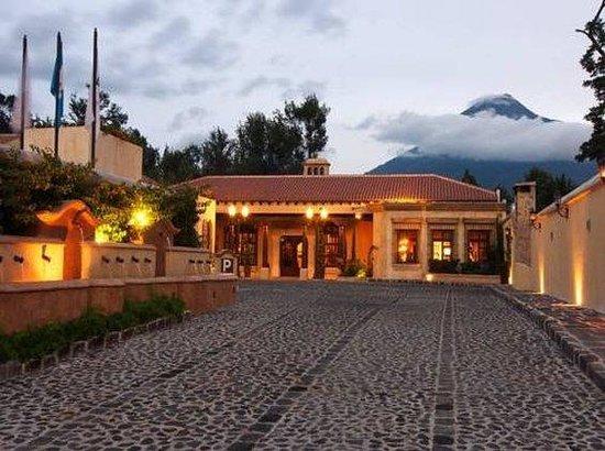 Camino Real Antigua 1