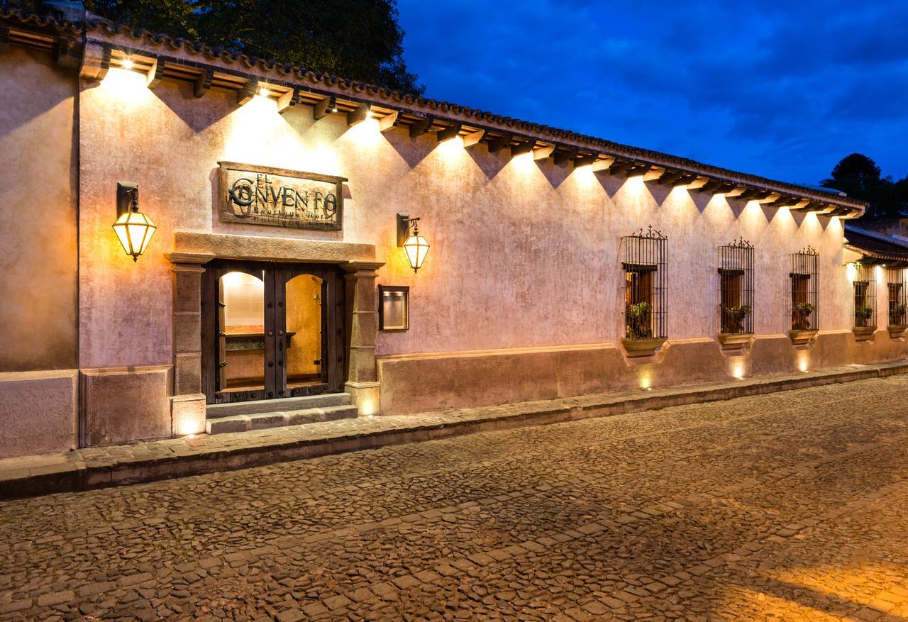 El Convento Antigua Guatemala 1