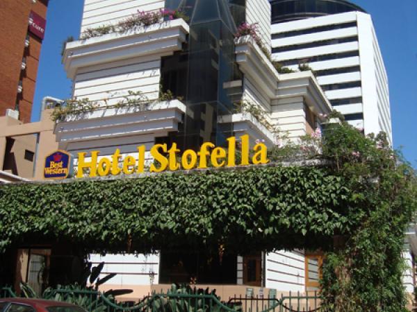 Hotel Stofela Guatemala 1