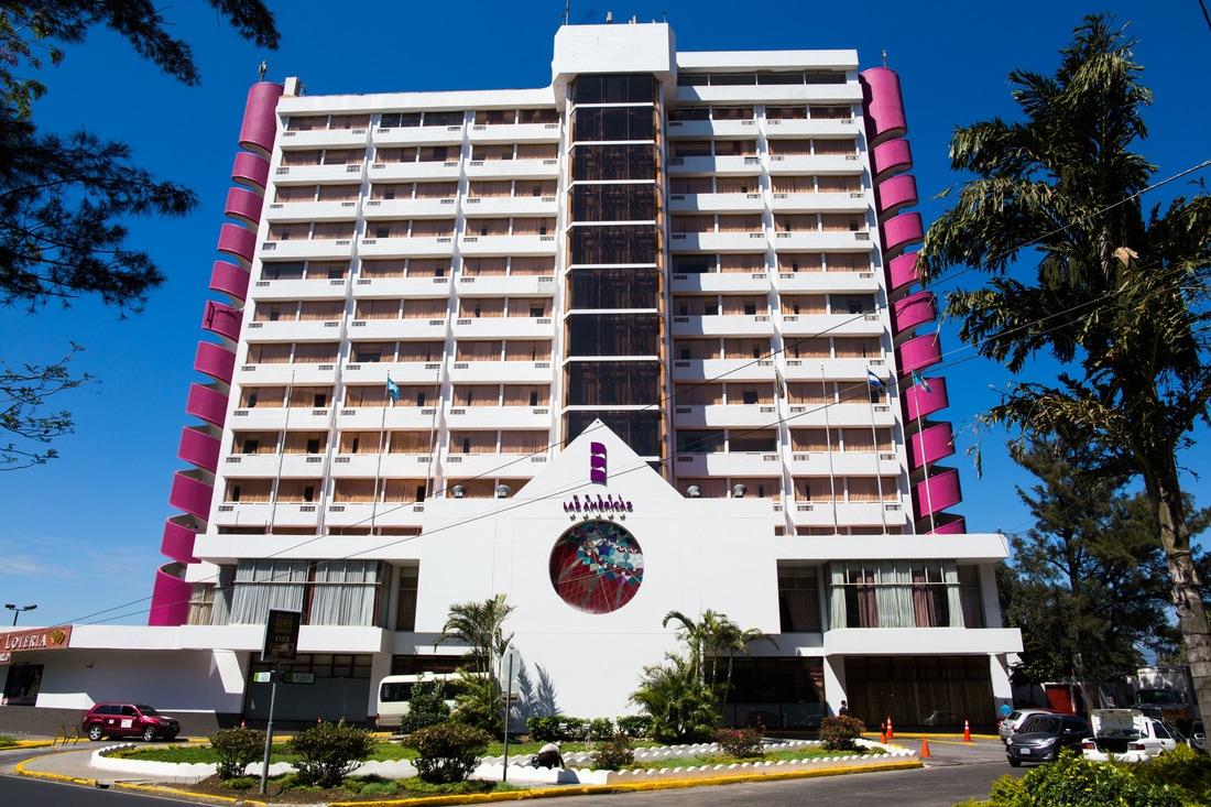 Hotel las Americas 1