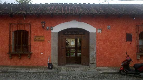 Hotel los Pasos Antigua Guatemala 1