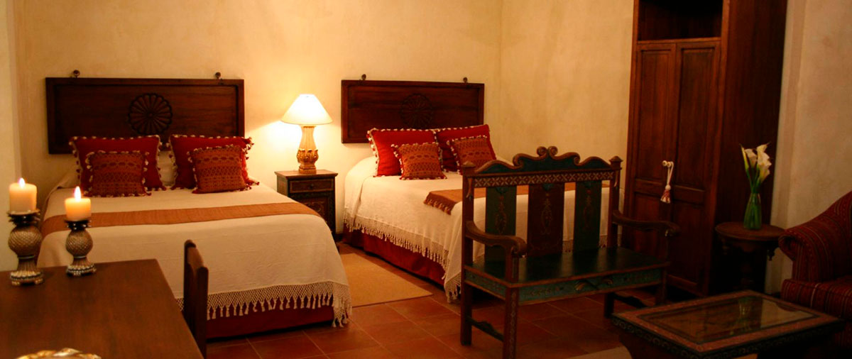 Hotel los Pasos Antigua Guatemala 2